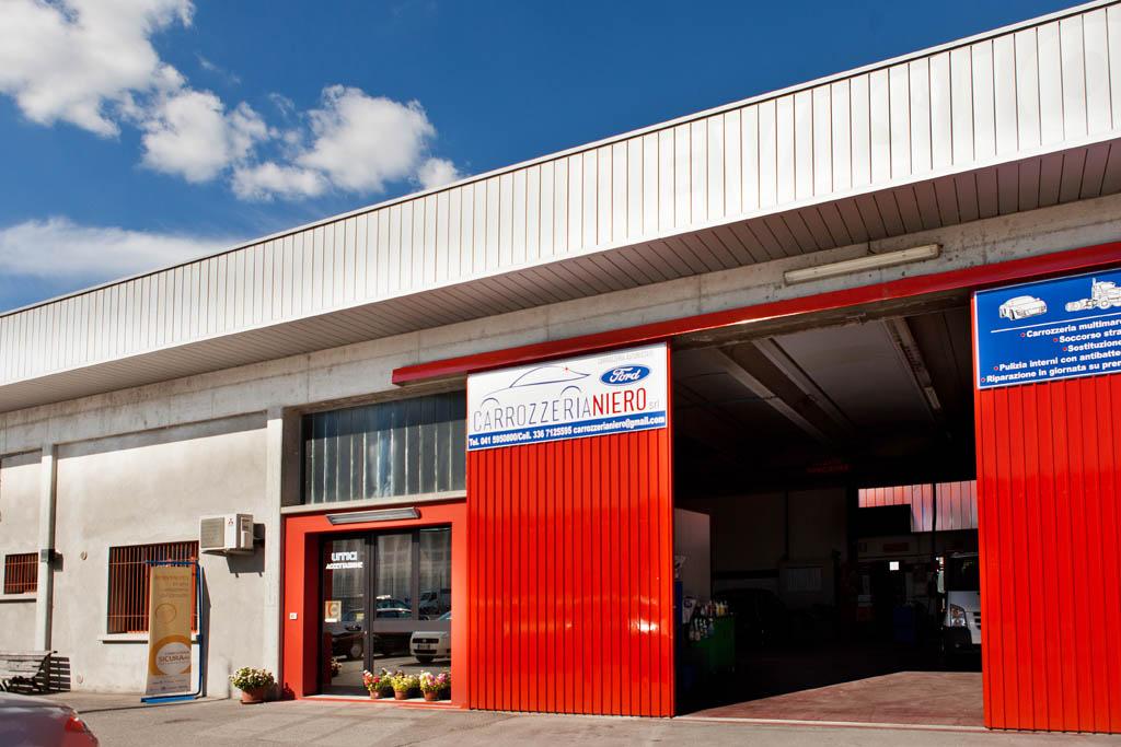 manutenzione e riparazione veicoli venezia